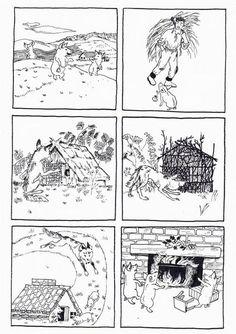 55 Fantastiche Immagini Su Tre Porcellini Three Little Pigs Day