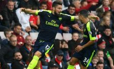 Olivier Giroud is very happy to be back scoring for Arsenal