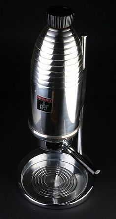 art deco coffee machine