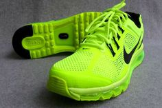 "Nike ""Volt"" yellow. I've never worn shoes that have gotten so much attention and comments from strangers as my Nikes in this color."
