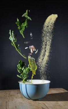 Kuchárske recepty v nezvyčajnej fotografickej podobe