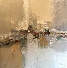 All Right by Me by artist Vicki Denaburg. #abstract art found on the FASO Daily Art Show - http://dailyartshow.faso.com