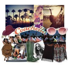 coachella Kinds Of Clothes, Coachella, Stylish, Polyvore, Fashion, Moda, Fashion Styles, Fashion Illustrations