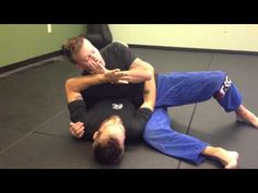 BJJ Submissions from Scarf Hold