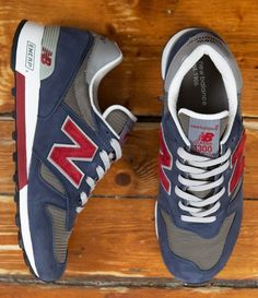 New Balance = Great running shoes Nb Sneakers, New Balance Sneakers, New Balance Shoes, Casual Sneakers, White Sneakers, Casual Shoes, Mens Fashion Shoes, Sneakers Fashion, New Balace