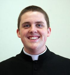 Please pray for the repose of the soul of Michael Kitson, a seminarian for the Diocese of Charlotte. We extend our prayers and sympathy to his family, friends, and home parish of St. Ann's in Charlotte.