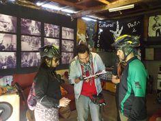 conociendo un centro cultural, autogestionado en renca Pata pollo