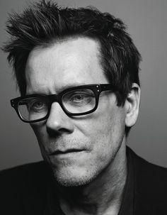 Kevin Bacon (1958) - American actor and musician. Photo by Peter Hapak