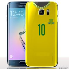 coque samsung galaxy s6 edge foot