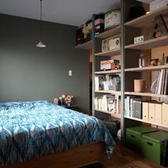 ヴィンテージマンションで渋カッコよく暮らす – circle -の部屋 寝室
