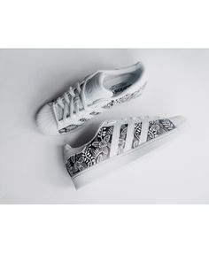 White - Adidas Superstar Womens and Mens, Cheap Adidas Superstar Shoes Sale Superstars Shoes, Flower Shoes, Cheap Shoes, Adidas Superstar, Shoe Sale, Black, Women, Cheap Dress Shoes, Floral Toms