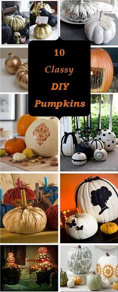 DIY Halloween Decorating Ideas  Projects Pinterest DIY - fun halloween decorating ideas