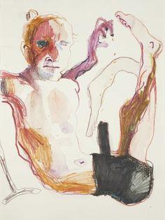 Ben Quilty (2013), 'Scribblar'