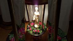 Vintage Rain Lamp - Mushrooms in my rainlamp 😆 Rain Lamp, Glass Paperweights, Oil Lamps, Led Lamp, Mushrooms, Vintage, Home Decor, Decoration Home, Room Decor