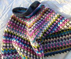 Mrs Thomasina Tittlemouse: Roll-Neck Winter Poncho Tutorial ❥Teresa Restegui http://www.pinterest.com/teretegui/❥
