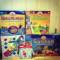 Speech Therapy Board Game List
