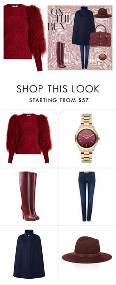 """""""On The Run"""" by bychun on Polyvore featuring Sonia Rykiel, Karl Lagerfeld, Brakeburn, Pure Collection, Janessa Leone and Coach"""