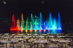Magic Dancing Waters Show. Cyprus, Geography, Places Ive Been, Beautiful Places, Show, Dance, Country, Concert, City