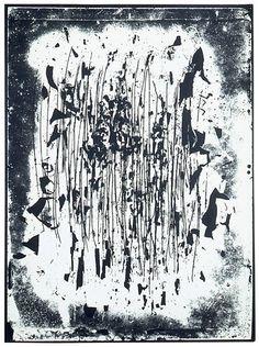 Nino Migliori, Cliché-verre, 1950 / stampa 1982