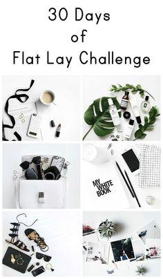 Flatlay photography tips | Instagram Flat lay photography