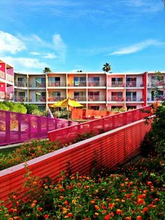 The #Saguaro_Hotel_Palm Springs