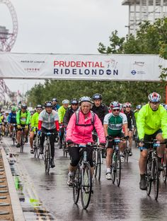 prudential ride london banners - Google Search
