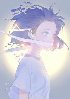 Inspirationally sane by art and music : photo awesome anime, beautiful pictures Fan Art Anime, Anime Art Girl, Manga Girl, Anime Girls, Pretty Anime Girl, Kawaii Anime, Character Inspiration, Character Art, Manga Anime