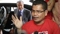 Jamal Yunos merapu persoal kemelayuan Tun Mahathir - http://malaysianreview.com/143960/jamal-yunos-merapu-persoal-kemelayuan-tun-mahathir/