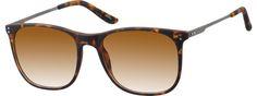 TortoiseshellPremium Square Sunglasses7806425