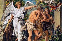 fresco creation of eve - Google Search