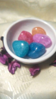 Gypsy Sinti Wish Stones Blessed for Love by Ellasmysticalgifts, $5.75
