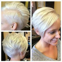 short undershave haircuts - Google Search | Fashion. Fine ...