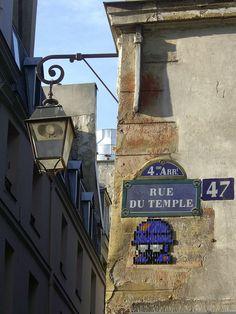 Rue du Temple, Paris IV