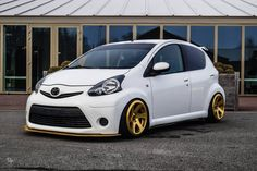 Toyota Aygo, Toyota Cars, Drifting Cars, Sweet Cars, Slammed, Jdm, Cars And Motorcycles, Compact
