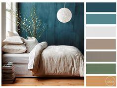 """305 Likes, 3 Comments - Color palette   Paleta de cor (@colorpalett) on Instagram: """"A moon inside the room 🌝💫 --------- Uma lua dentro do quarto. Usando as cores com sabedoria…"""""""
