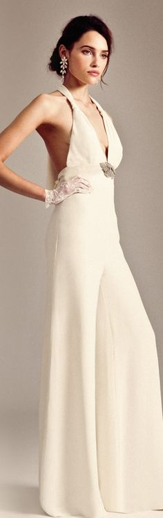 Temperley London Bridal Fall 2014-2015 ~