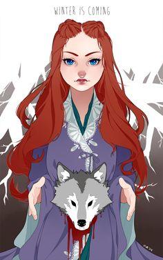 Sansa Stark - Game of Trones