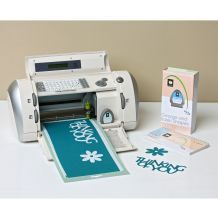 Cricut® Personal Electronic Cutter Machine guide and projects ...