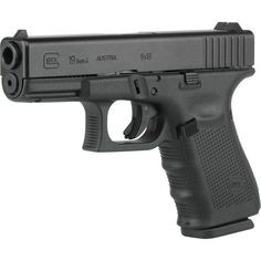 GLOCK 19 Generation My newest pistol and the one I will use for concealed carry. Airsoft, Glock 19 Gen 4, 9mm Pistol, Home Defense, Concealed Carry, Concealed Handgun, Guns And Ammo, Firearms, Shotguns