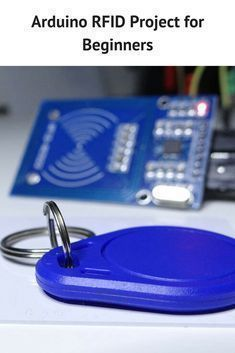 Arduino RFID project for beginners