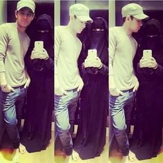 niqab couples - Google Search