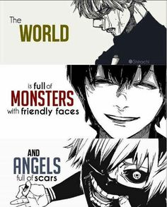 Especially the anime world.
