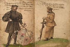 Weiditz Trachtenbuch 077-078 - Trachtenbuch des Christoph Weiditz - Wikimedia Commons