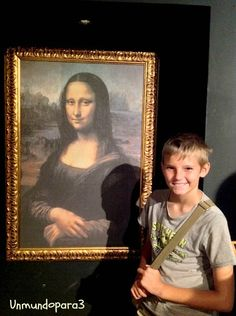 Museo de Leonardo Da Vinci en Florencia Mona Lisa, Artwork, Florence, Traveling, Museums, Art Work, Work Of Art, Auguste Rodin Artwork