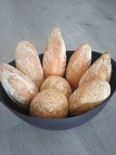 Pan sin gluten y sin mixes comerciales