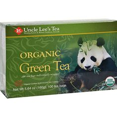 Uncle Lees Legends of China Organic Green Tea Description: USDA Organic Our Organic Legends of China Green Tea (camellia sinensis) comes from high in the mounta China Green Tea, Oxygen Bleach, Sun Tea, Green Tea Bags, Best Green Tea, Green Wrap, Organic Green Tea, Star Wars, Tea Brands