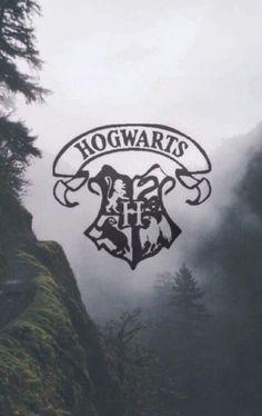 Fond d'écran Harry Potter Poudlard ♥️