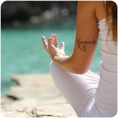 5 yoga poses to improve your fertility - Yoga - Namaste - Pregnancy Yoga Namaste Tattoo, Namaste Yoga, Reading Tattoo, Fertility Yoga, Guided Meditation, Temporary Tattoo, Yoga Poses, Clinic, Improve Yourself