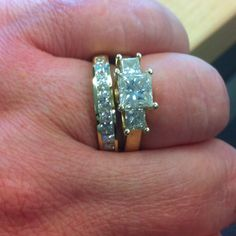 My rings <3