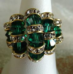 Beautiful rings handmade by DeAnna I accept paypal and money orders Please email jewelrybydeanna@yahoo.com  if interested in any pieces Than...